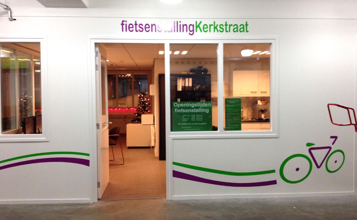 Signz-Belettering-Fietsenstalling-Kerkstraat-001