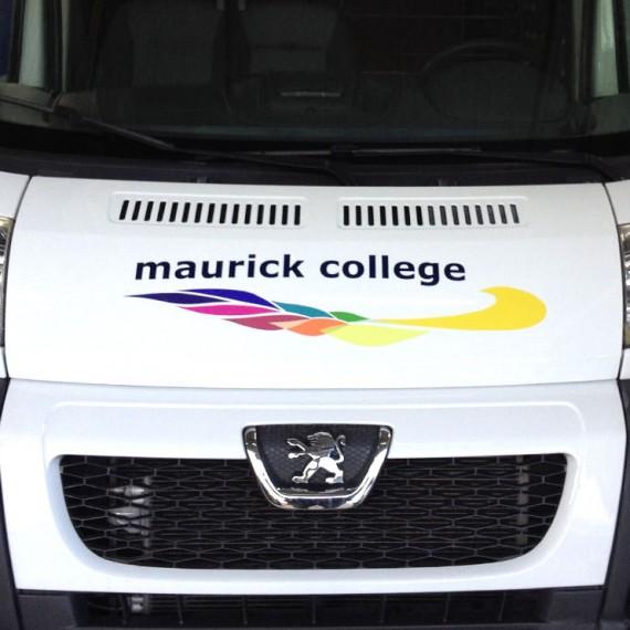 Signz-Belettering-Maurick-College-Peugeot-Verhulst